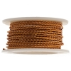 Twisted Artistic Wire 3Yd 20ga Copper